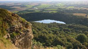 Sutton Bank as seen on BBC1's Secret Britain