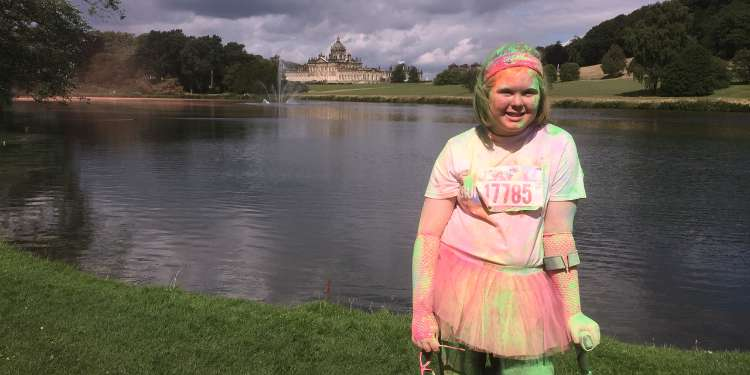 Run or Dye - Castle Howard