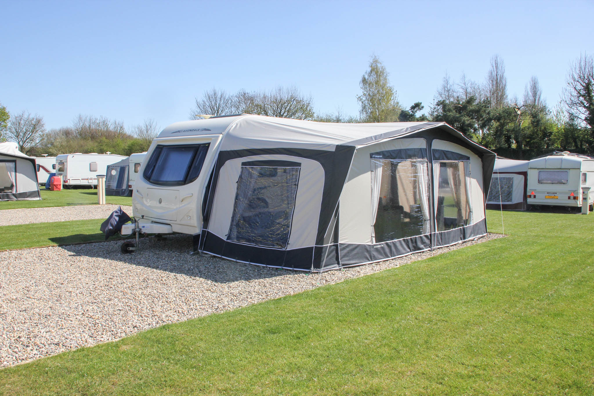 Special Offer - August - Touring Caravans